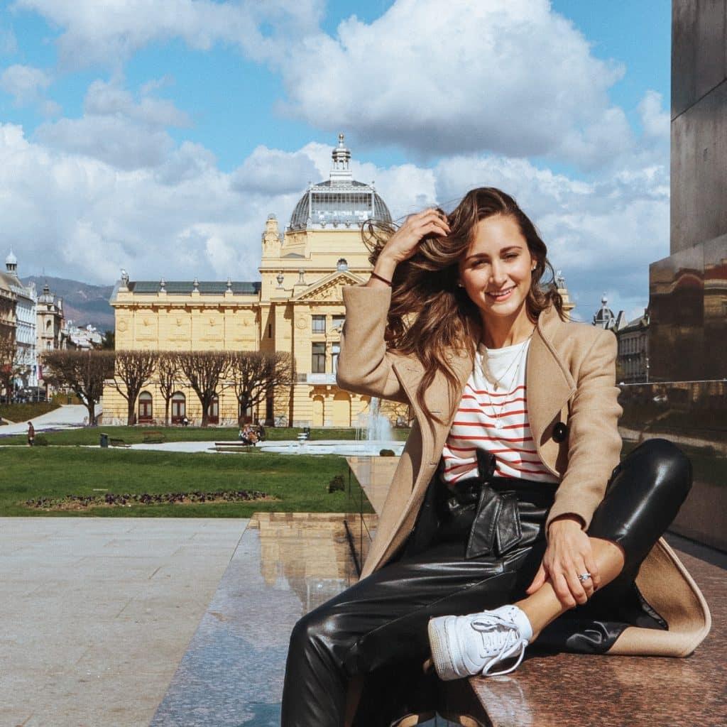 King Tomislav Square, Zagreb Croatia
